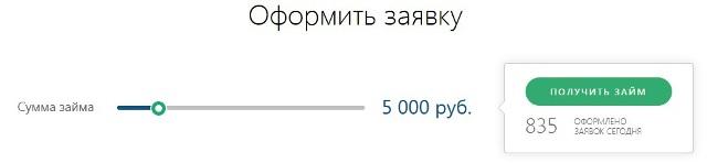 Турбозайм 5000 тыс. на банковскую карточку