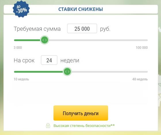 МигКредит срочная онлайн заявка займа на карту
