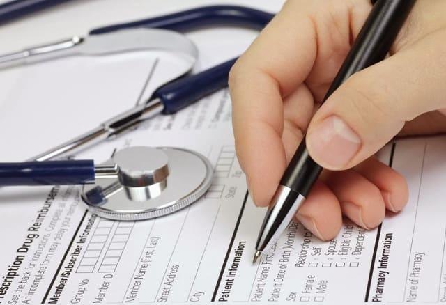 Оформить медицинскую страховку для получения визы