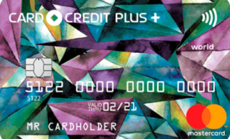 Карта рассрочки CARD CREDIT PLUS кредит Европа Банк