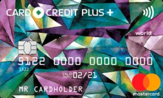 Кредитная карта Card Credit Plus Кредит Европа Банка