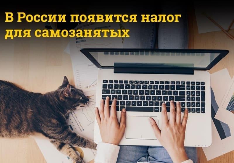 Как платить налог самозанятым лицам России 2019 года