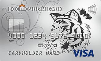 Оформить онлайн заявку на кредитную карту Восточного Банка